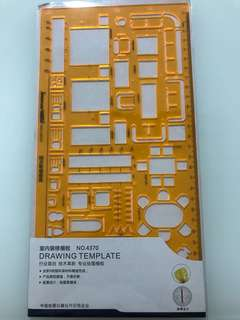 Drawing Template Home/Architect