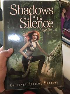 Shadows in the silence - hardbound