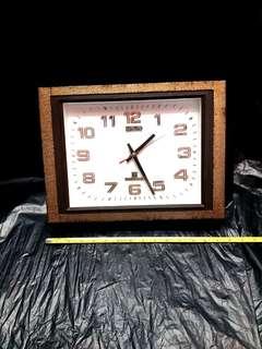 古舊電子鐘