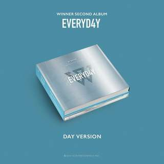 [PREORDER] Winner - Everyday