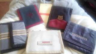 PENSHOPPE collection wallet since early 90's take all for p500