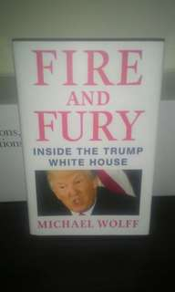 Fire & Fury - Inside The Trump White House