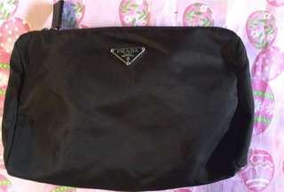 REPRICED! RUSH SALE! Prada Cosmetic Pouch