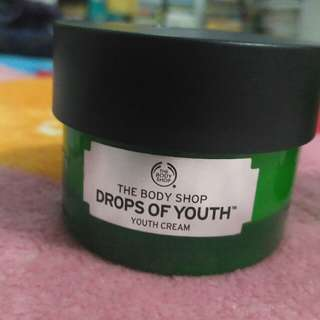 (Turun Harga) Drops Of Youth Day Cream The Body Shop