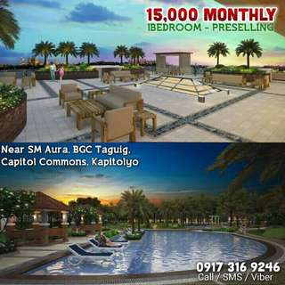 For Sale Condo Unit in Pasig City C5 Taguig
