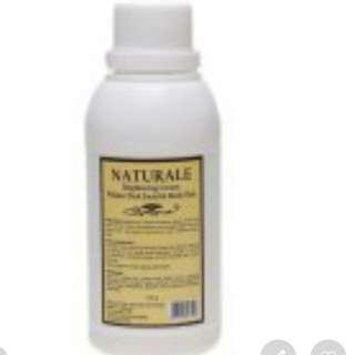 Natural bleaching body