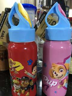 Zak paw patrol Kids Water Bottle