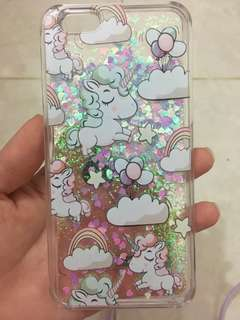 Case unicorn iphone 6/6s