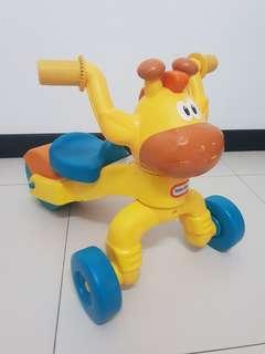 Little Tikes Giraffe Toddler Scooter
