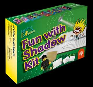 Fun with shadow science kit