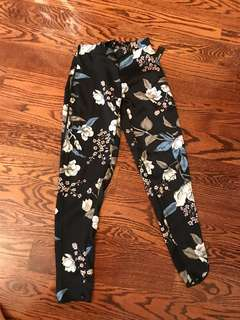Ardene Printed Trousers Size Small