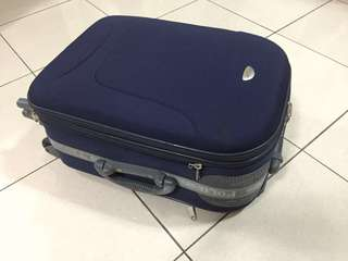 Polo medium luggage bag
