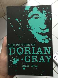 The Pictures of Dorian Gray - Oscar Wilde