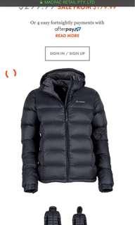 Macpac Puffer Jacket
