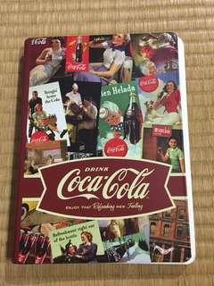 🚚 可口可樂 筆記本