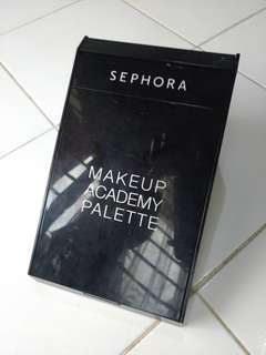 [NEGO] Sephora Makeup Academy Palette Block Buster Limited Edition ORIGINAL