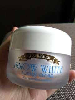 Snow white whitening