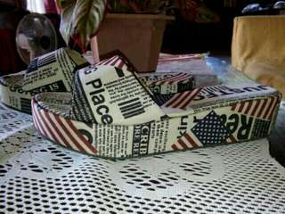 NewsPaper Slip on Sandals
