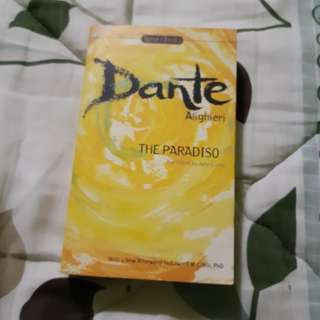 Dante Alighieri's The Paradiso