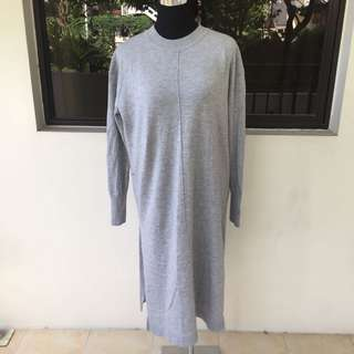 H&M Sweater-knitted dress