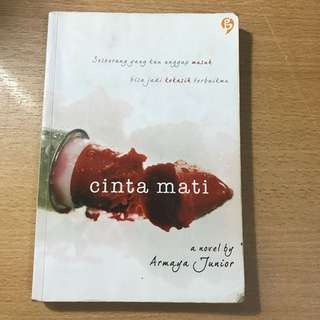 Novel cinta mati