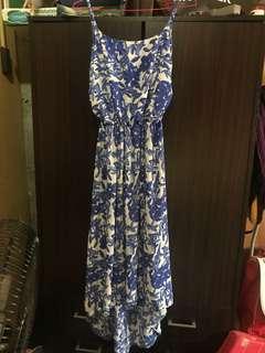 Repriced! MAXI DRESS (FLORAL) 270  pesos only!!!!!!!