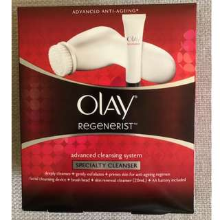 [BN] Olay Regenerist Advanced Cleansing System