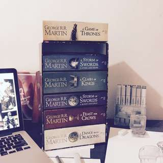 George RR Martin's A Song of Ice and Fire