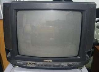 AIWA Old TV