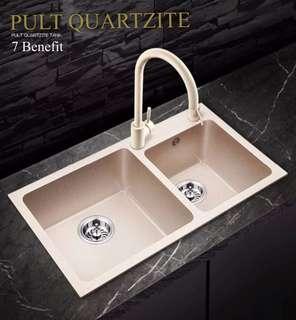 Pult Quartzite - Germany High Quality Kitchen Sink
