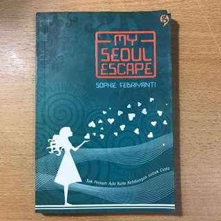 Novel my seoul escape