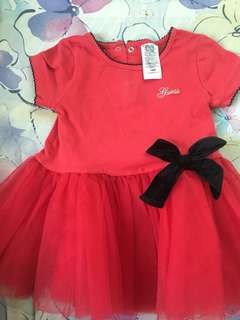 Baby Clothes Guess Dress for 18 mos