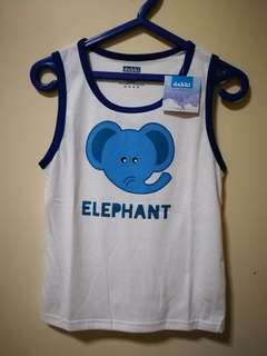 Elephant Boys Sleepwear Terno