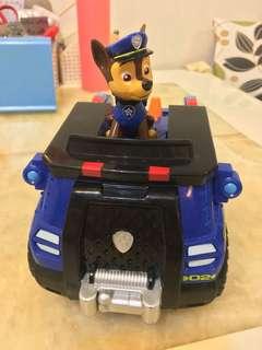 Paw Patrol 玩具車