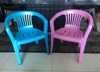 Blessing Kids Plastic Chairs