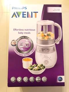 Philips Avent Effortless nutritious baby meals