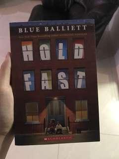 Hold Fast - Blue Balliett