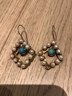 Vintage earring from italy