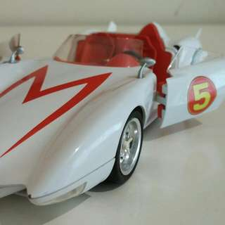 Speed Racer March 5