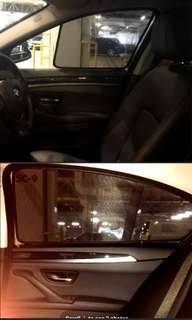 Bmw F10 sunshades for sale
