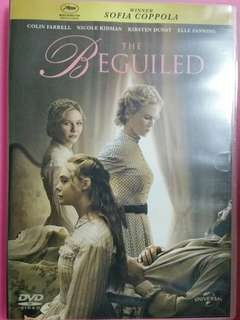 English movie DVD - The Beguiled