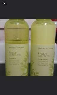 Nature Republic Green tea