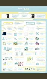 BTS JAPAN MUSTER vol.4 Official goods preorder