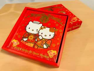 Hello Kitty 結婚相簿 Wedding Photo Album