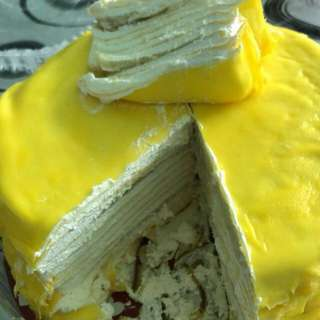 Durian Mille Crepe