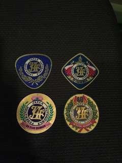Jaf original japan 10 20 30 40 thn,ws0126573800