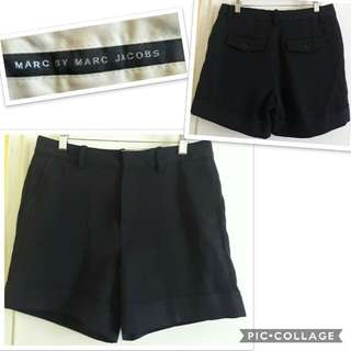 Marc Jacobs black weekend shorts