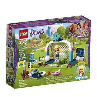 LEGO Friends Stephanie's Soccer Practice (119 Pieces)