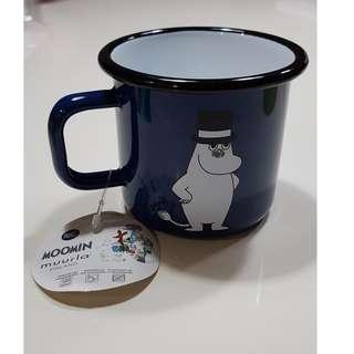 Moonmin Enamel Handmake Mug
