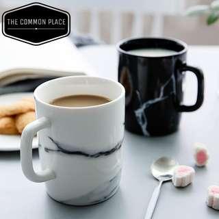 INSTOCK Minimalist Marble Drinking Cup Mug